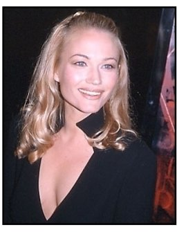 Sarah Wynter at the Lost Souls premiere