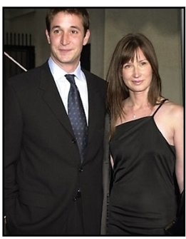 Noah Wyle and wife Tracy at the 2001 TV Guide Awards