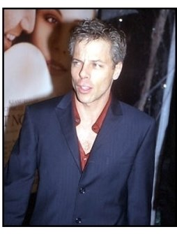 Greg Germann at the Sweet November premiere
