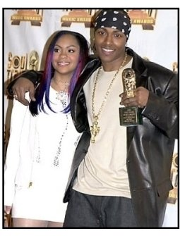 Mystikal backstage at the 2001 Soul Train Music Awards