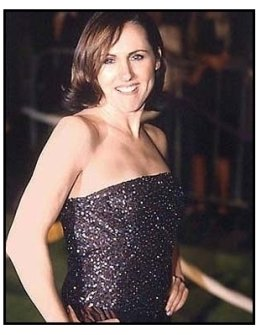 Molly Shannon at The Grinch premiere
