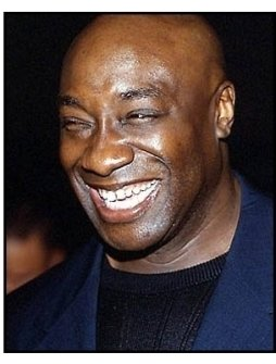 Michael Clarke Duncan at the Crouching Tiger, Hidden Dragon premiere