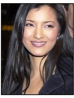 Kelly Hu at the Exit Wounds premiere