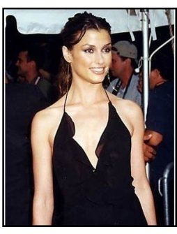 Bridget Moynahan at the Coyote Ugly premiere