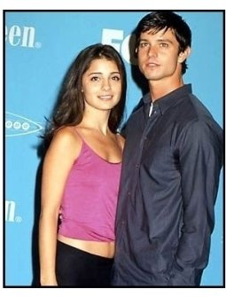 Shiri Appleby and Jason Behr at the 2000 Teen Choice Awards