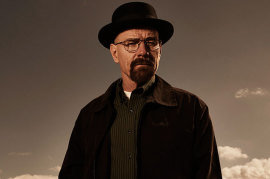 Breaking Bad, Walter, Bryan Cranston