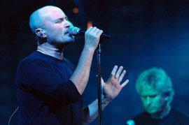Phil Collins, Genesis