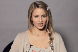 'The Family' Dianna Agron's Favorite Scene Interview