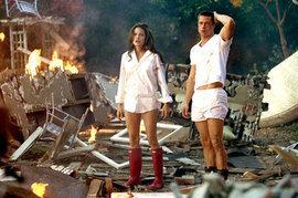 Mr and Mrs Smith, Brad Pitt and Angelina Jolie