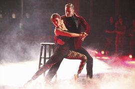 Derek Hough and Amy Purdy, Dancing With The Stars