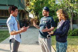 Neighbors, Zac Efron, Seth Rogen and Rose Byrne