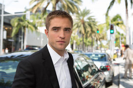 Maps to the Stars, Robert Pattinson