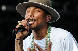 Pharrell Williams