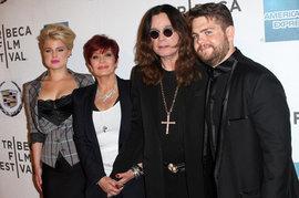 Sharon Osbourne, Ozzy Osbourne, Kelly Osbourne, Jack Osbourne