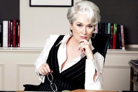 Meryl Streep, The Devil Wears Prada