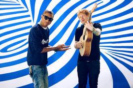 Ed Sheeran, Pharrell