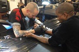 Kanye West, Tattoo