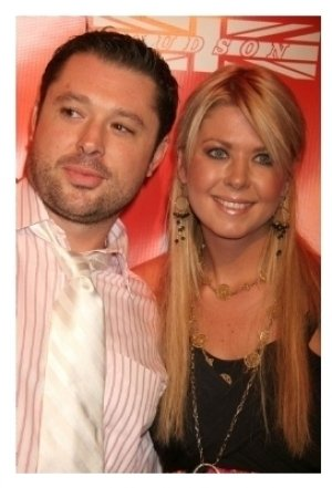 Tara Reid and her brother