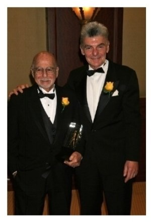 Gerald Hirschfeld and Richard Benjamin