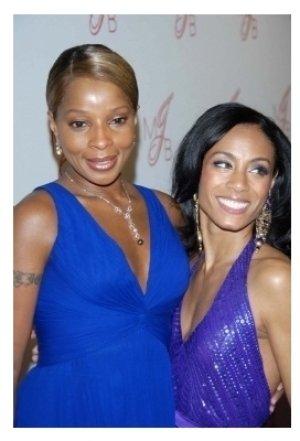 Mary J. Blige and Jada Pinkett Smith