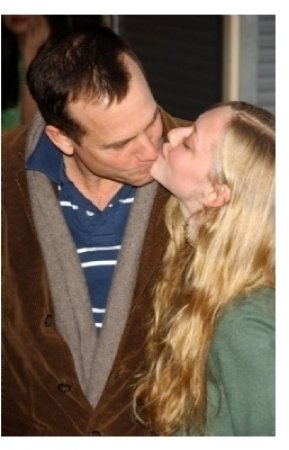 Bill Paxton and Amanda Seyfried