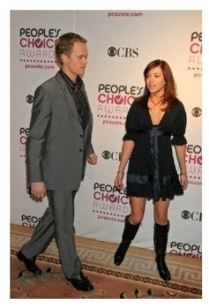 Neil Patrick Harris and Alyson Hannigan