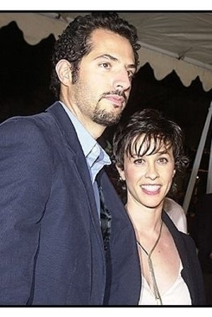 """Guy Oseary and Alanis Morissette at the """"Starsky & Hutch"""" Premiere"""