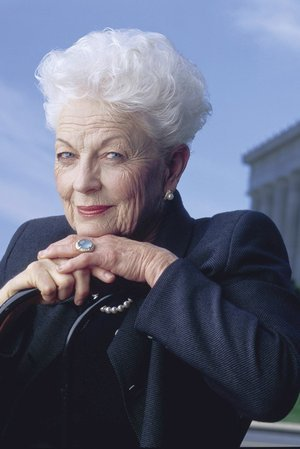 All About Ann: Governor Richards of the Lone Star State