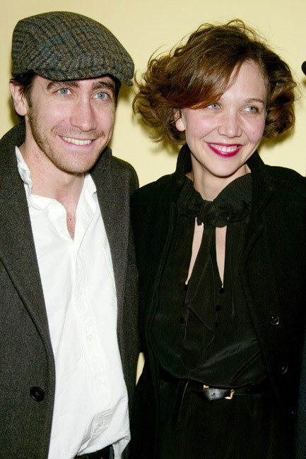 Maggie and Jake Gyllenhaal