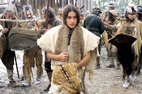 The New World, Q'orianka Kilcher