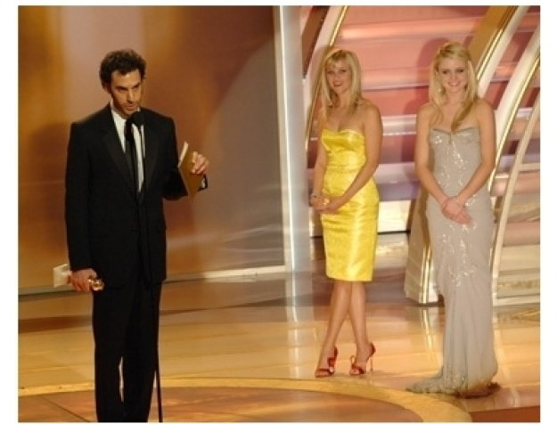 64th Annual Golden Globe Awards Telecast: Sacha Baron Cohen