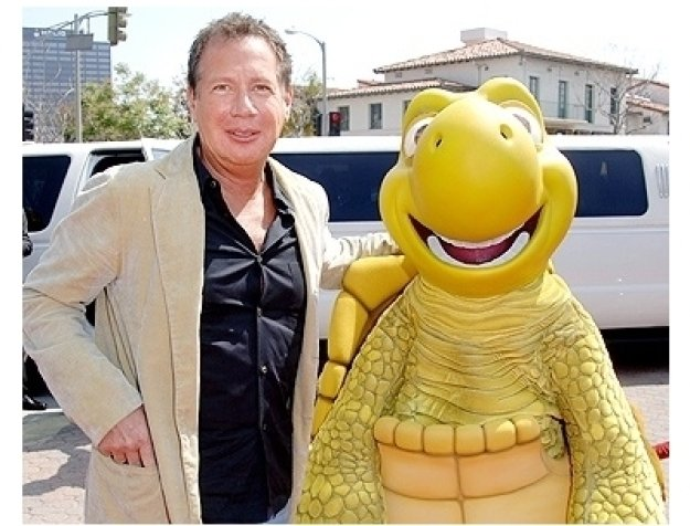 Over the Hedge Premiere Photos:  Garry Shandling