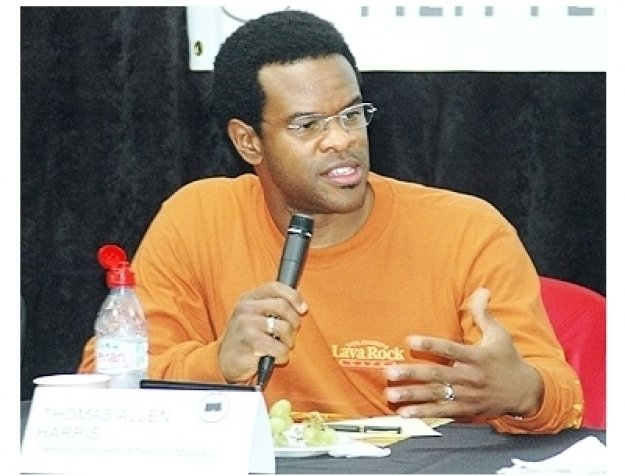 Bermuda Film Fest:  Thomas Allen Harris