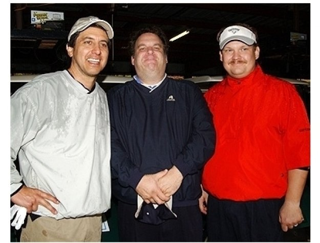 Ray Romano, Jeff Garlin and Andy Richter