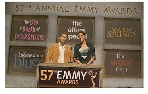 57th Annual Primetime Emmy Award Nominations: Outstanding made for Television Movie