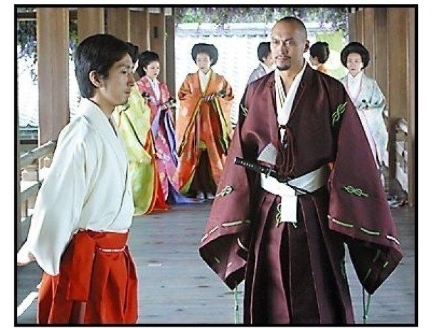 """""""The Last Samurai"""" Movie Still: Ken Watanabe"""