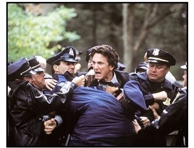 """Mystic River"" Movie Still: Sean Penn"