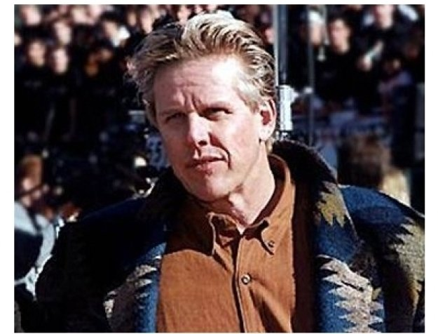 Gary Busey at the Star Wars: Episode IV -- A New Hope premiere