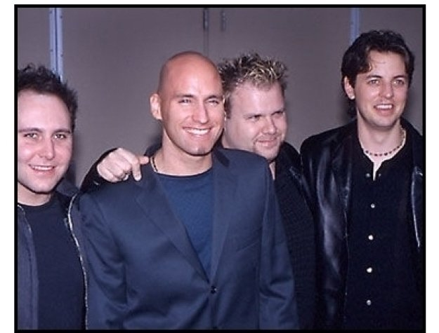 Vertical Horizon at the 2000 Billboard Music Awards