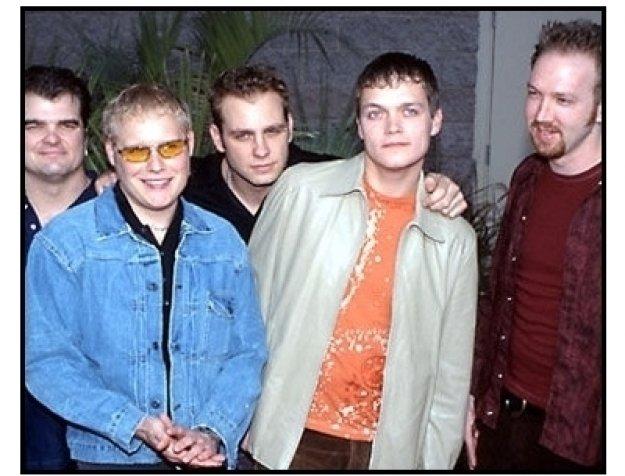 3 Doors Down at the 2000 Billboard Music Awards