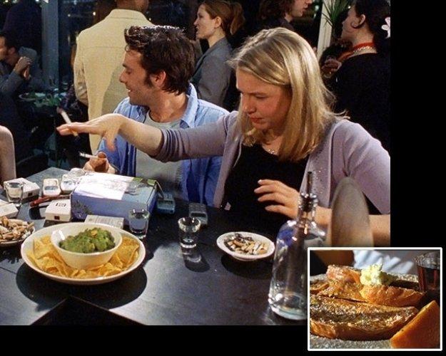 What Did Renee Zellweger Eat for 'Bridget Jones's' Diary'?