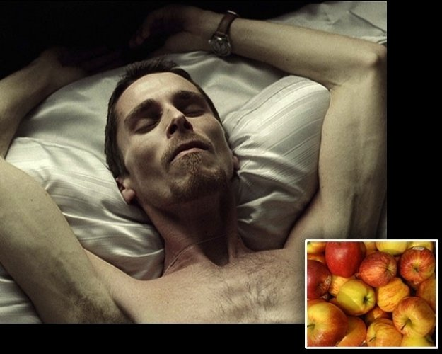 What Did Christian Bale Eat for 'The Machinist'?