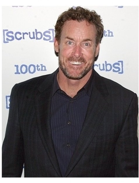 Scrubs 100th Episode Party Photos: John C. McGinley