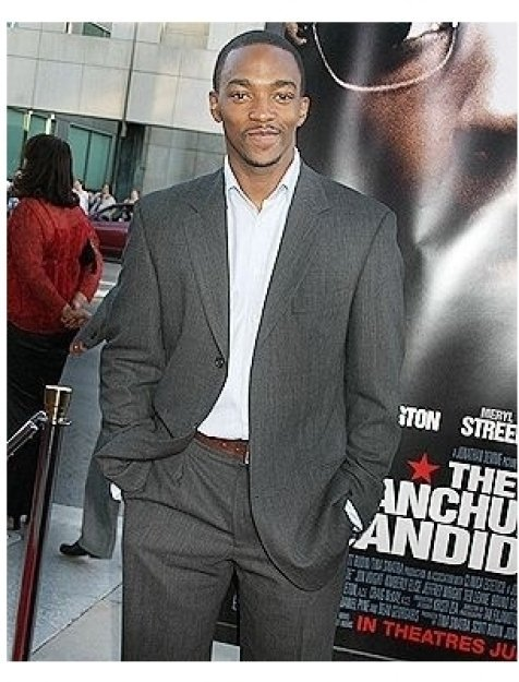 "Anthony Mackie at ""The Manchurian Candidate"" Premiere"