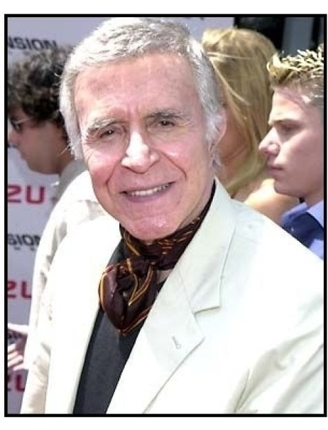 Spy Kids 2 The Island of Lost Dreams Premiere: Ricardo Montalban