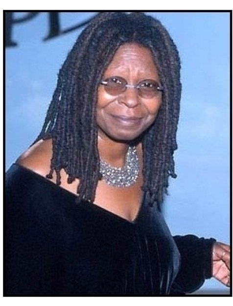 Whoopi Goldberg at the 2000 Carousel of Hope