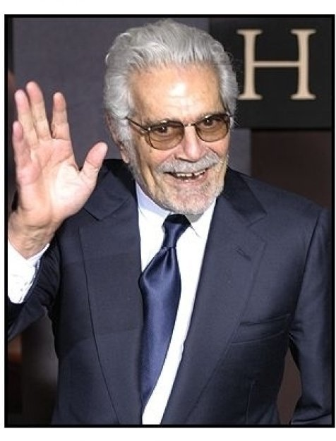"Omar Sharif at the ""Hidalgo"" Premiere"