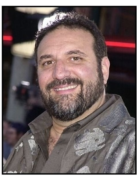 "Joel Silver at the ""The Matrix Reloaded"" premiere"