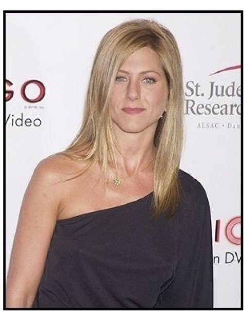"""Jennifer Aniston at the 2nd Annual """"Runway for Life"""" Celebrity Fashion Show"""
