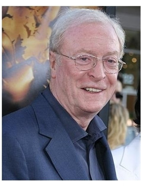Batman Begins Premiere: Sir Michael Caine